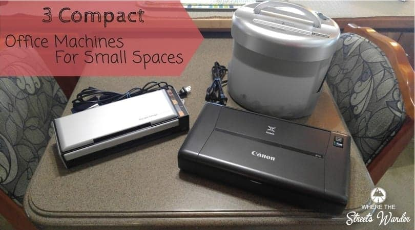 3 Compact Office Machines for Small Spaces