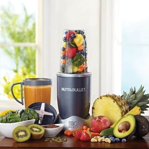 Nutribullet | 10 Must-Have Items for your RV Kitchen | www.streetswander.com