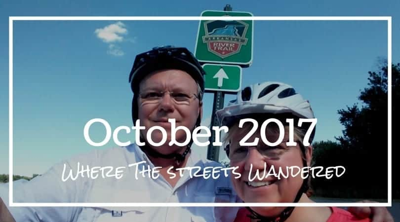 Where the Streets Wander October 2017 | www.streetswander.com