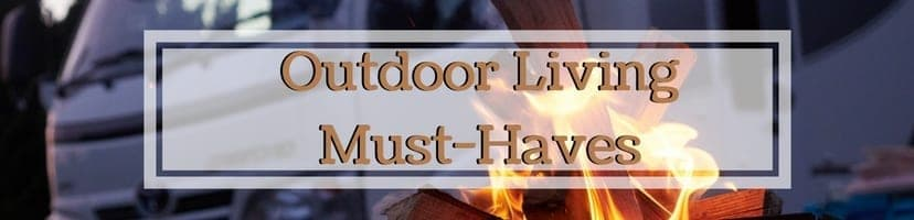 RV Outdoor Living Must-Haves