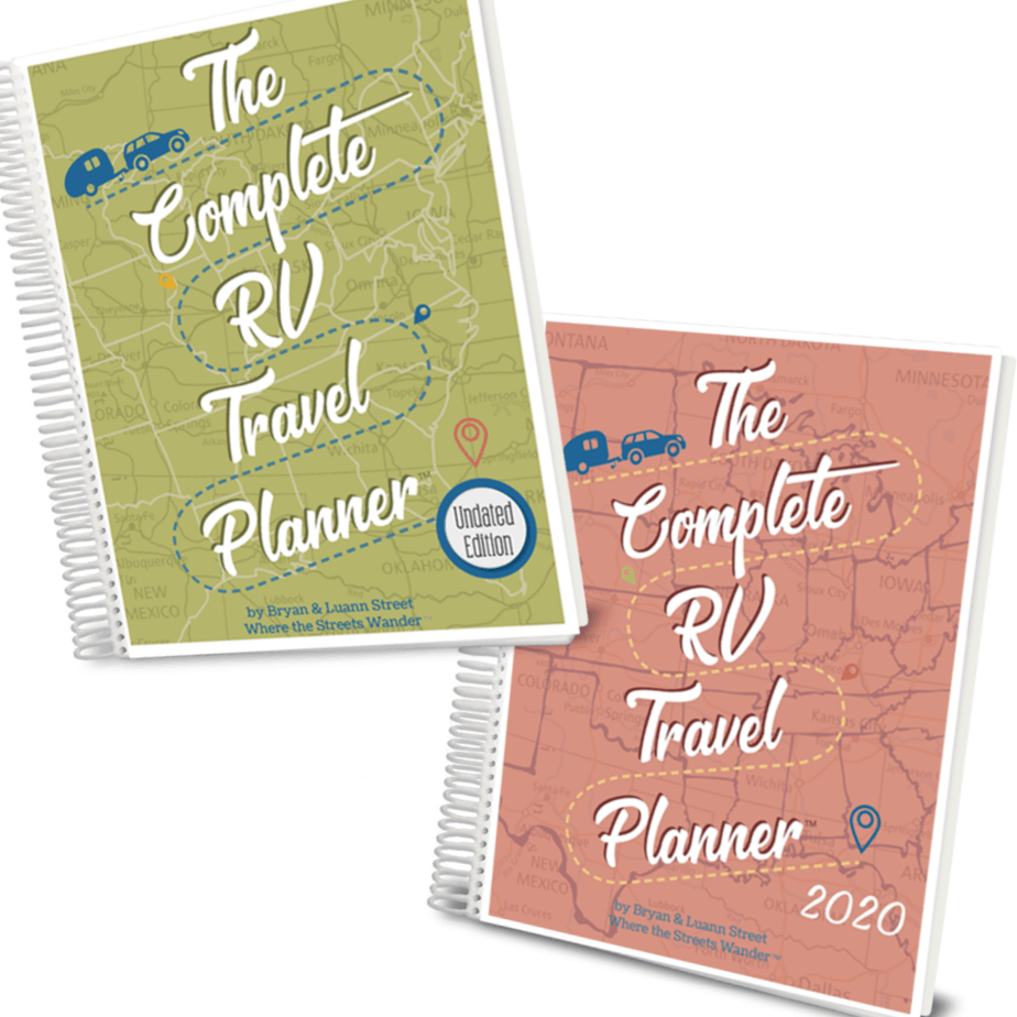 The Complete RV Travel Planner | www.rvtravelplanner.com