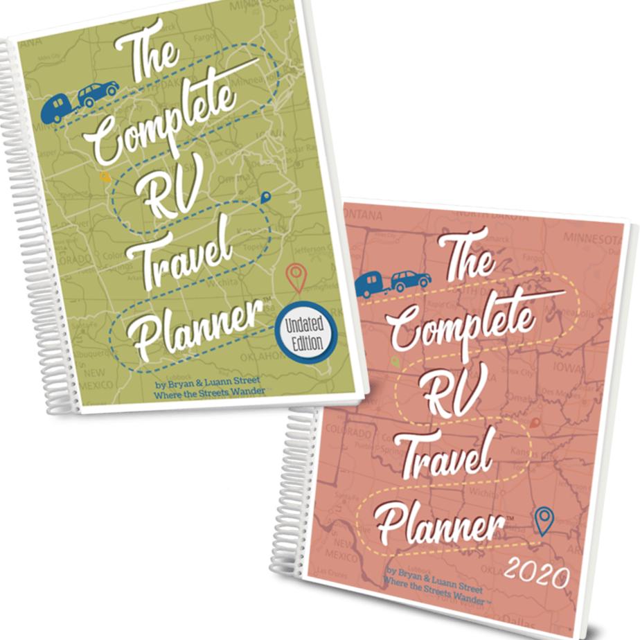 The Complete RV Travel Planner | www.rvtravelplanner.com