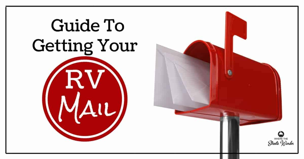 Guide to Getting Your RV Mail
