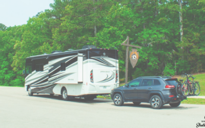 Flat Towing With A Motorhome