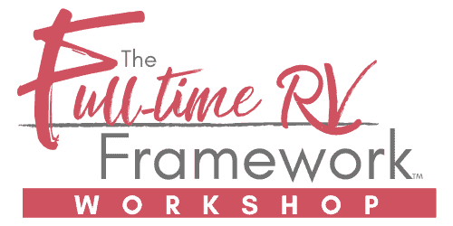 The Full-time RV Framework Workshop | Learn to Full-time RV with this amazing program. | www.streetswander.com