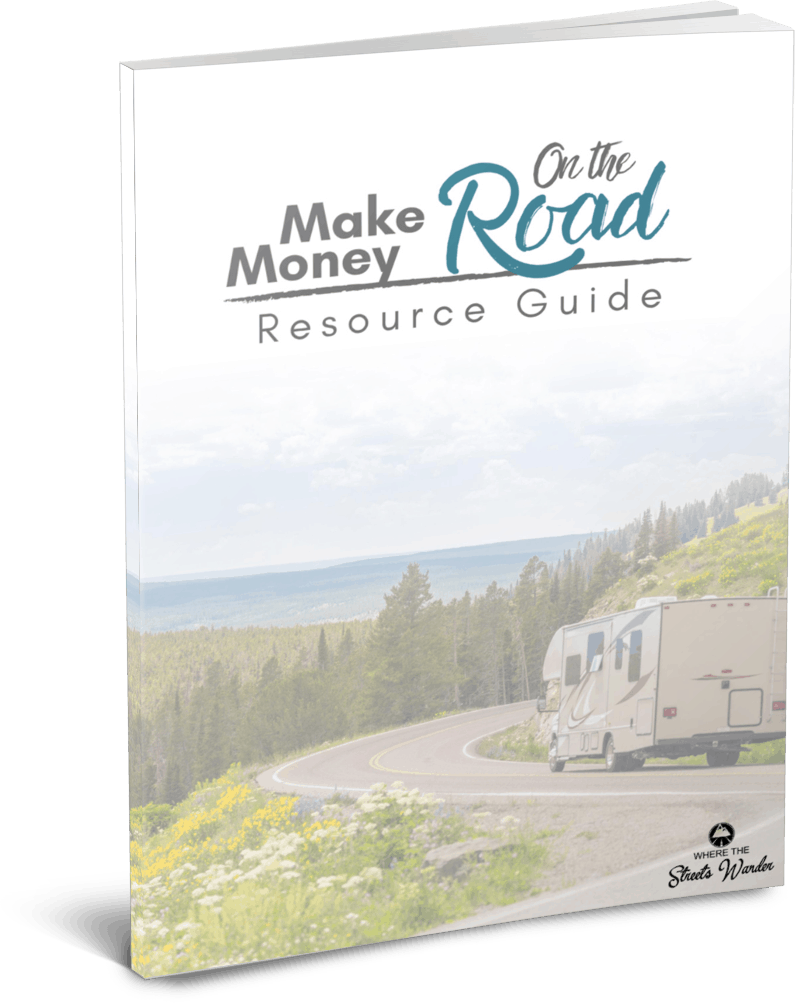 The Full-time RV Framework | Make money and RV Resource Guide | Learn to Full-time RV with this amazing program. | www.streetswander.com