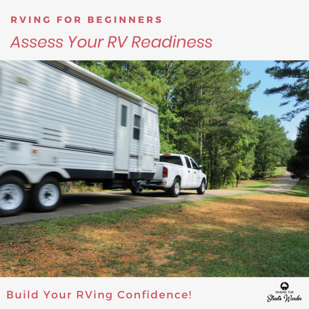 Assess Your RV Readiness